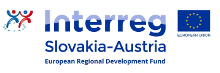 Logo Interreg Slovakia-Austria European Regional Development Fund