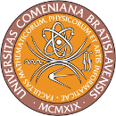 Logo Faculty of Mathematics, Physics and Informatics, Comenius University